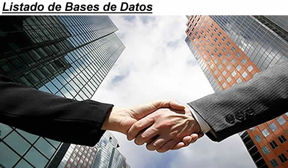 bases empresas, bases de datos empresas, bases de datos emails, empresas directorio, empresas listado